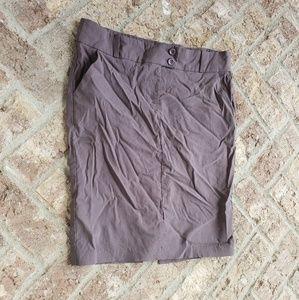 Dresses & Skirts - gray pencil knee length skirt s
